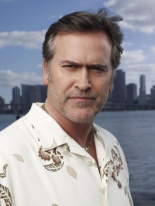 Ahh, Sam Axe, the reason for my alter ego, Samantha Cleaver